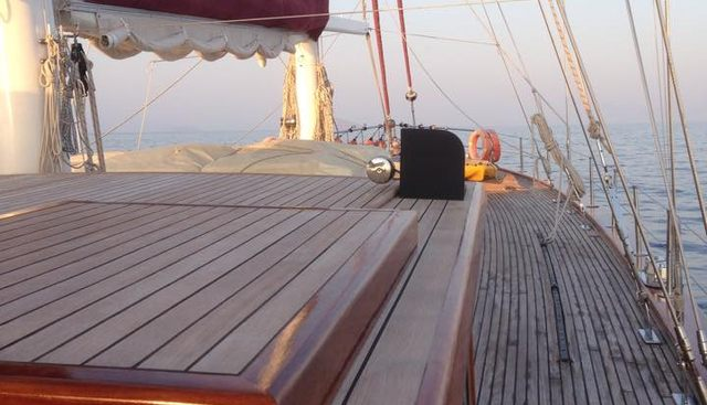 Orient Pearl Charter Yacht - 7