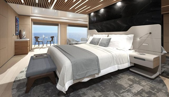 Wider 130 Charter Yacht - 6