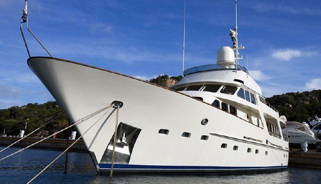 Lady Maja Charter Yacht - 2