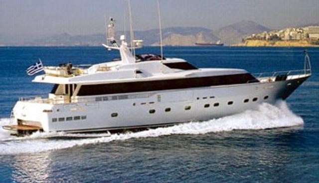 Dream Dancer Charter Yacht - 2