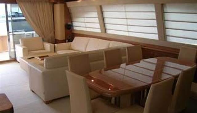Sabrina Charter Yacht - 5