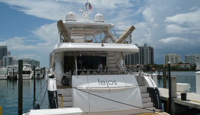 Lejos  Charter Yacht - 2
