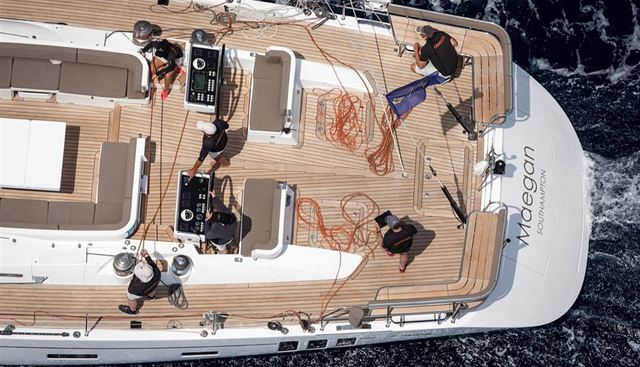 Maegan Charter Yacht - 3