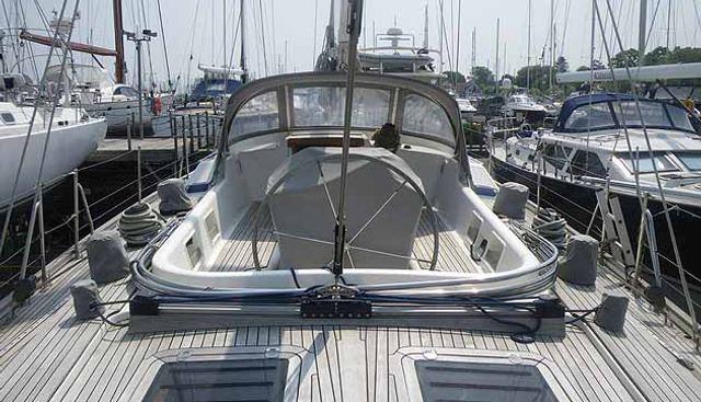 Ocean Indies II Charter Yacht - 3