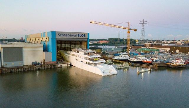 Feadship 1009 Charter Yacht - 2