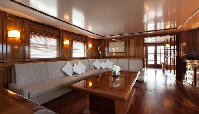 Antares of Britain Charter Yacht - 6