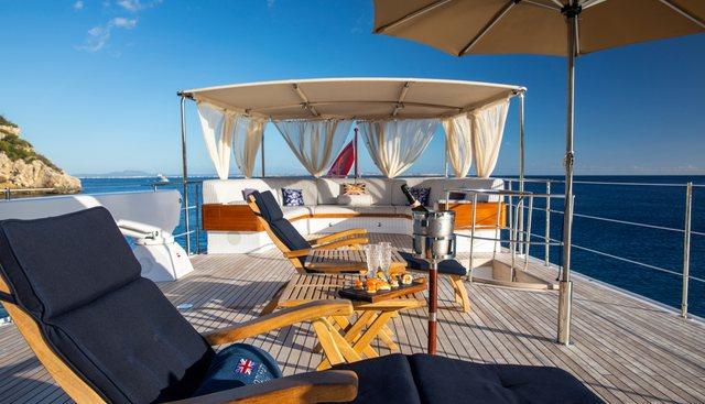 Odyssey III Charter Yacht - 2