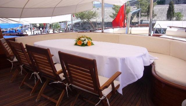 Bedia Sultan Charter Yacht - 2