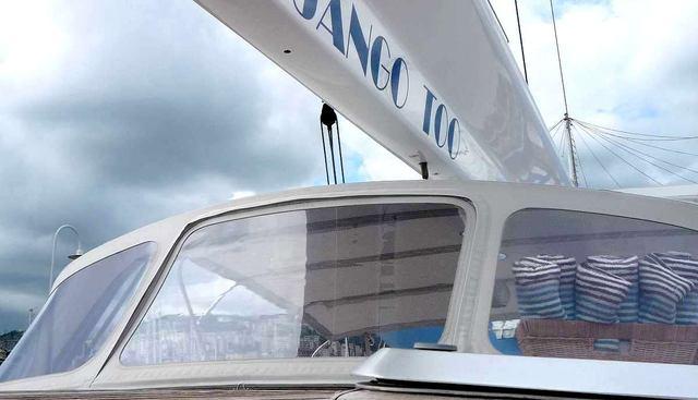 Django Too Charter Yacht - 6