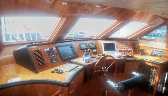 Dani Charter Yacht - 4