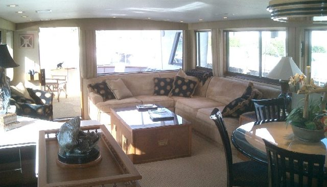Party Girl Charter Yacht - 4
