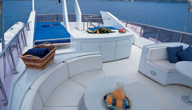 Alia 7 Charter Yacht - 2
