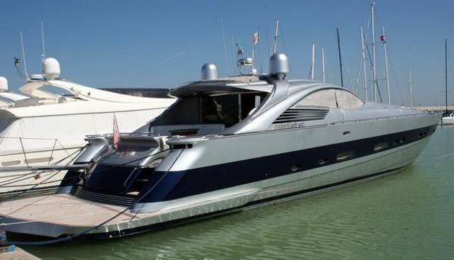 La Cima II Charter Yacht - 4