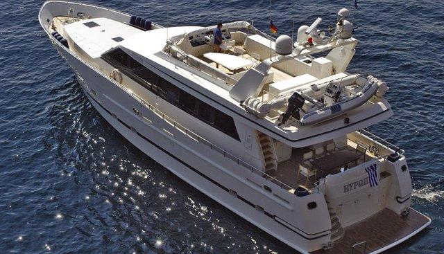 Cymbella Charter Yacht - 3