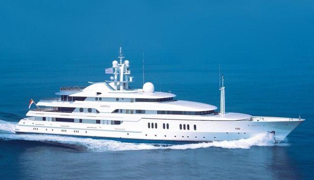 Montkaj Charter Yacht