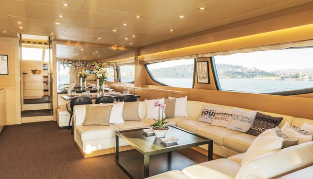 This is Mine Charter Yacht - 6