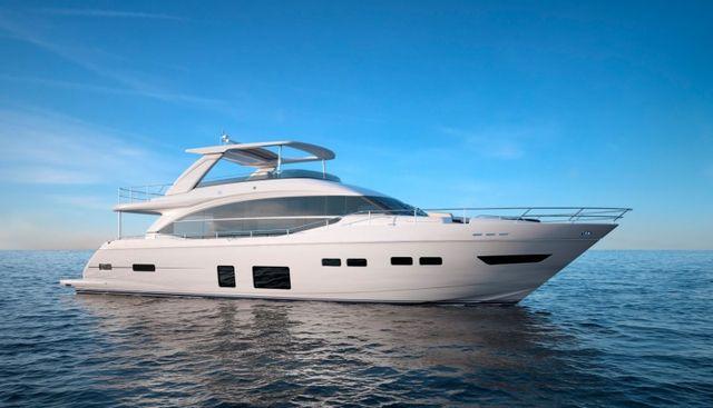 Lemon Not Lime Charter Yacht