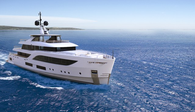 C Charter Yacht
