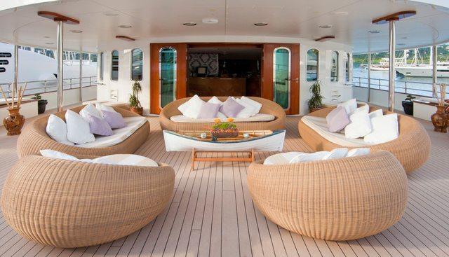 Sherakhan Charter Yacht - 4