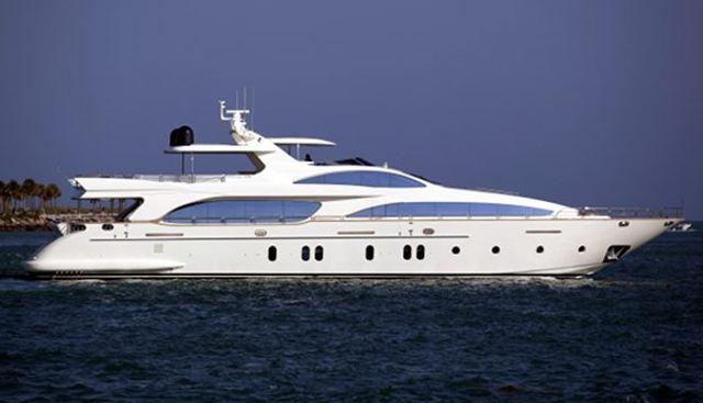 Azimut 116 Charter Yacht