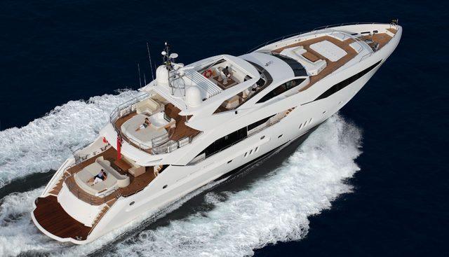 Evil Zana II Charter Yacht - 3