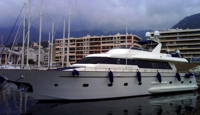 Sea Magic Charter Yacht