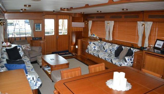 Dawn Charter Yacht - 5