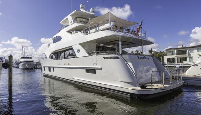Sugaray Charter Yacht - 2