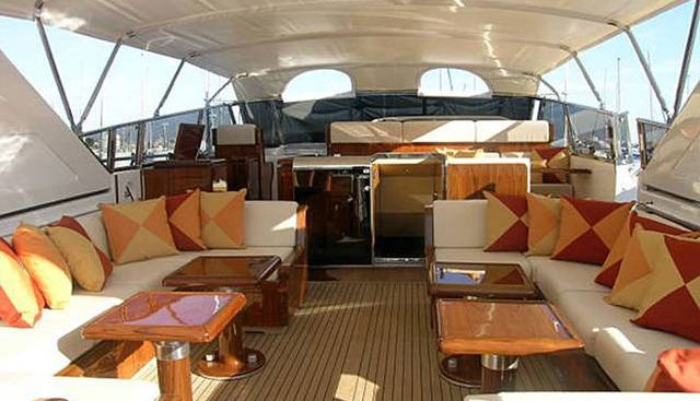 Temptation Charter Yacht - 3