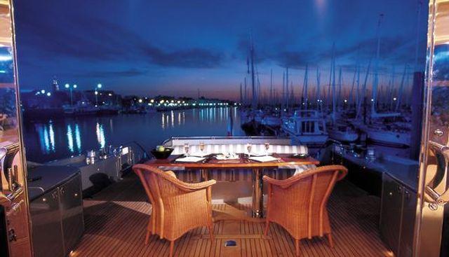 Shenu Charter Yacht - 5
