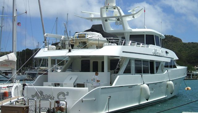 C Jewel Charter Yacht - 5