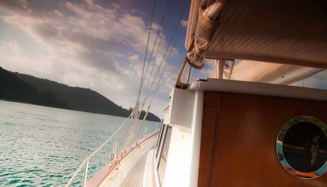 Meta IV Charter Yacht - 7
