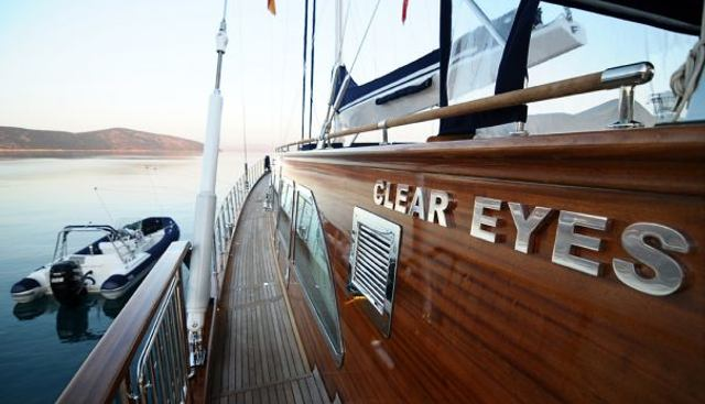 Clear Eyes Charter Yacht - 5
