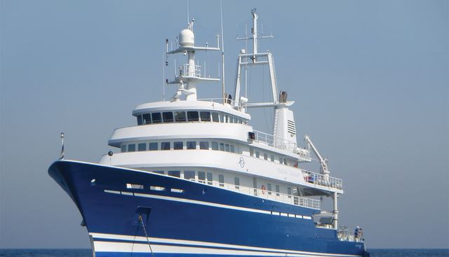 Blue Shadow Charter Yacht - 2