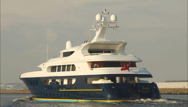 Tanusha Charter Yacht - 5