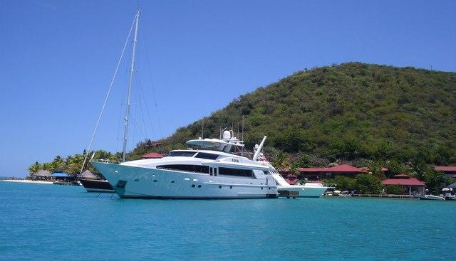 Joan's Ark Charter Yacht