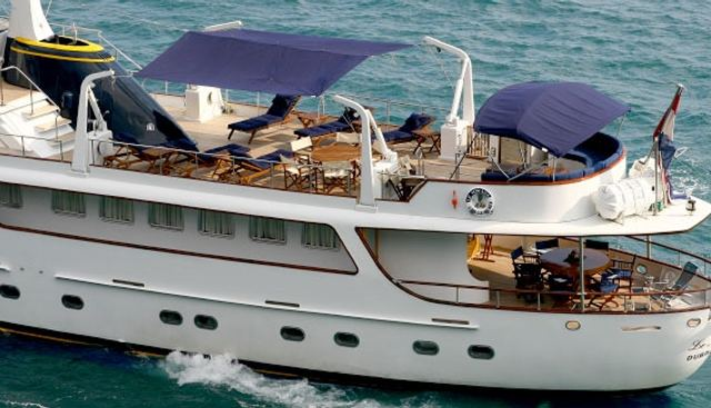 Le Mirage Charter Yacht - 6