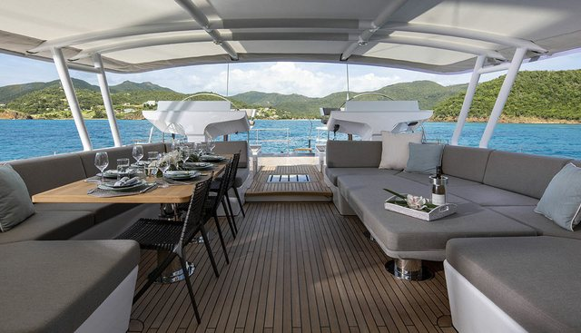 Radiance Charter Yacht - 3