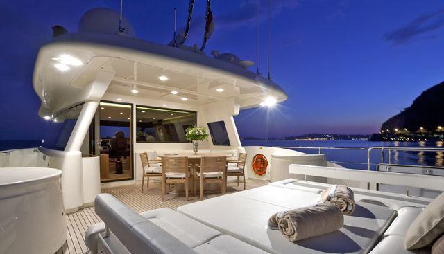 La Pausa Charter Yacht - 2