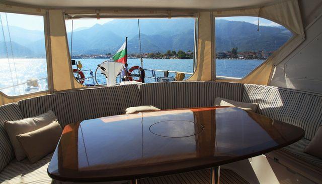 Centurion Charter Yacht - 7