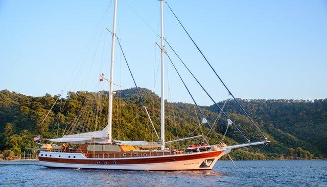 Wicked Felina Charter Yacht