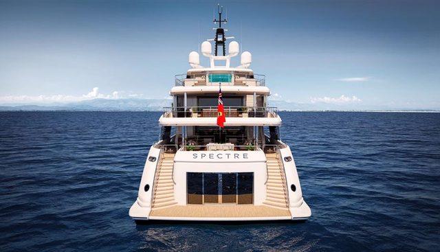 Spectre Charter Yacht - 5