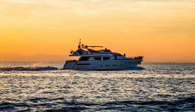Albator Charter Yacht - 2
