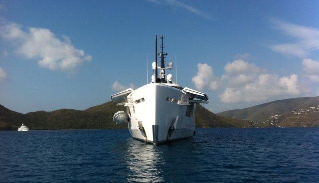 Vava II Charter Yacht