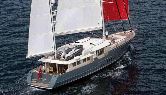 Hortense Charter Yacht
