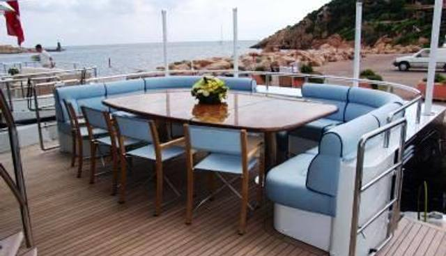 Let It Be Charter Yacht - 3