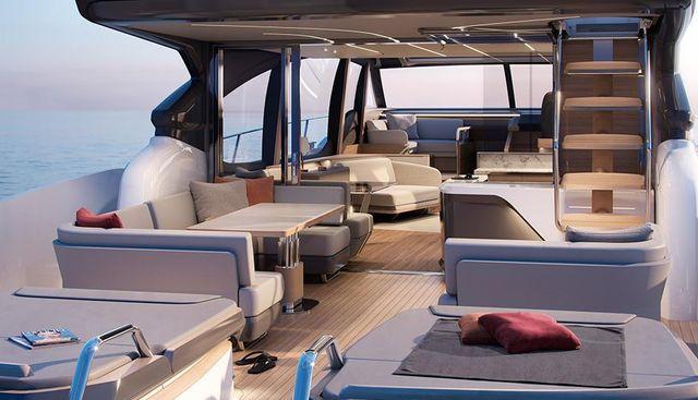 SCORE ONE Charter Yacht - 5