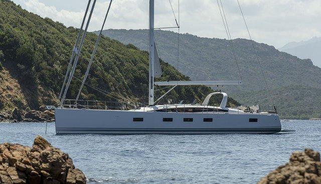 Amandine Charter Yacht
