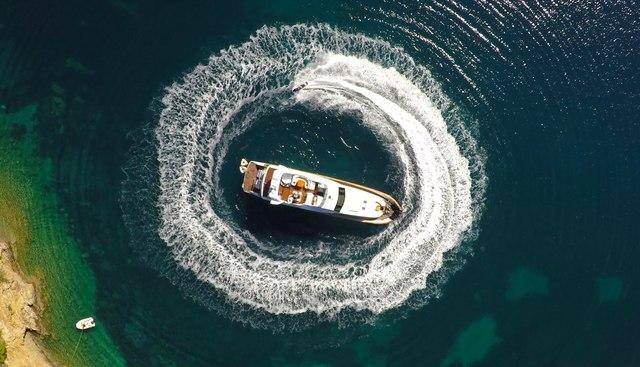 Nitta V Charter Yacht - 3