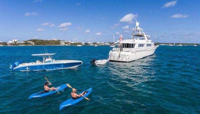 No Buoys Charter Yacht - 5